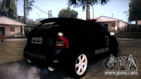 Ford Edge COPE - PCSC para GTA San Andreas left