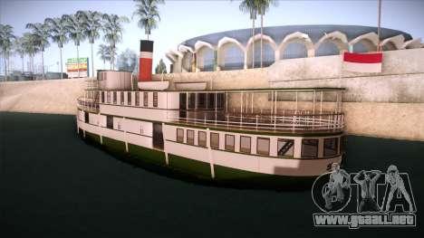 Indonesia Ferri para GTA San Andreas left