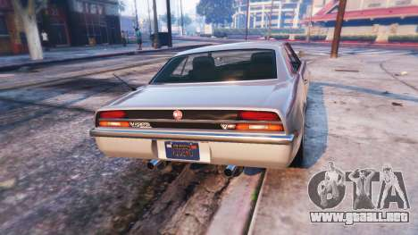 GTA 5 Customize Plate tercera captura de pantalla