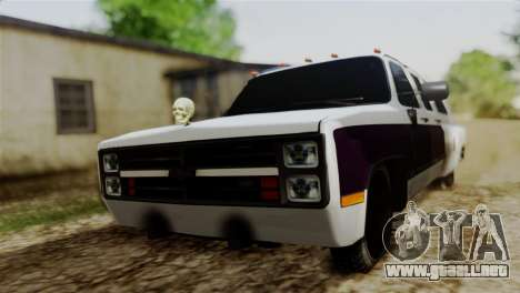 Chevrolet Suburban Dually para GTA San Andreas