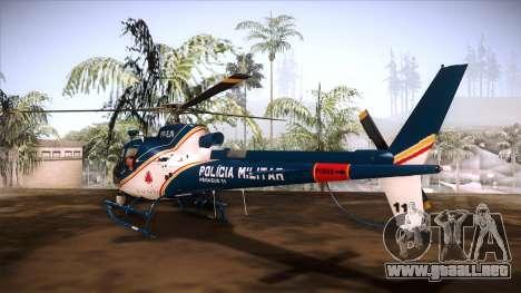 Pegasus 11 PMMG para GTA San Andreas left