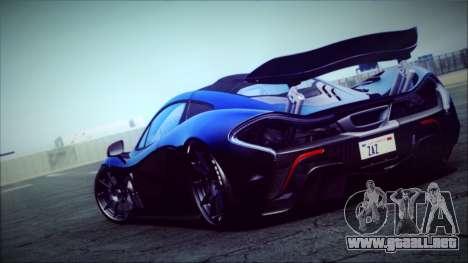 Super Realistic Project para GTA San Andreas segunda pantalla