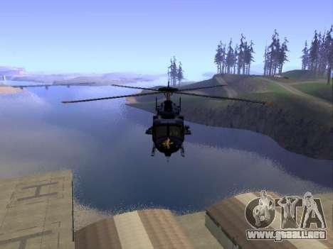 GTA 5 Valkyrie para visión interna GTA San Andreas