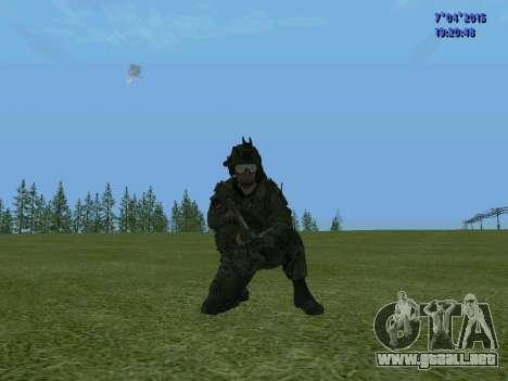 SWAT para GTA San Andreas twelth pantalla