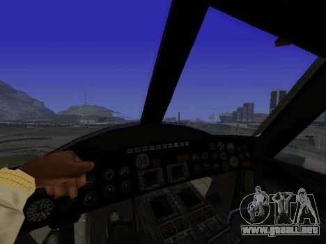 GTA 5 Valkyrie para la visión correcta GTA San Andreas
