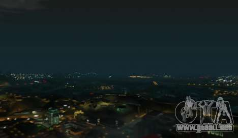 Project 2dfx 2.1 para GTA San Andreas tercera pantalla