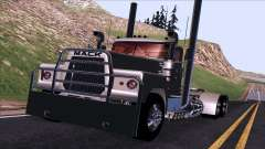 Mack RS700 Custom para GTA San Andreas