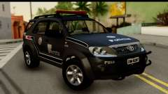 Toyota Hilux SW4 2009 ROTA para GTA San Andreas