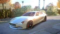 Maserati Ghibli 2014 v1.0