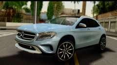 Mercedes-Benz GLA220 2014 para GTA San Andreas