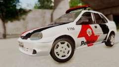 Chevrolet Corsa 2000 PMESP para GTA San Andreas
