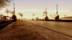 DirectX Test 1 - ReMastered para GTA San Andreas