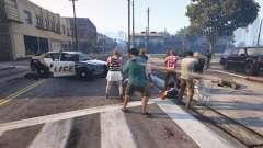 Spawn Random Bodyguard para GTA 5