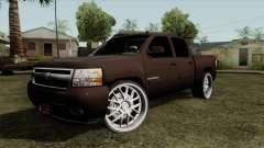 Chevrolet Silverado para GTA San Andreas