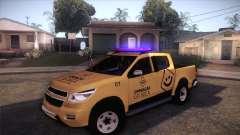 Chevrolet Nova S10 Detran-PB para GTA San Andreas