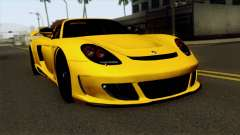 Gemballa Mirage GT v2 Windows Down