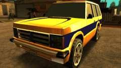 Luni Huntley para GTA San Andreas