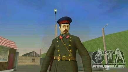 Felix Edmundovich Dzerzhinsky para GTA San Andreas
