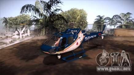 Pegasus 11 PMMG para GTA San Andreas