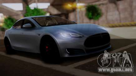 Tesla Model S 2014 para GTA San Andreas
