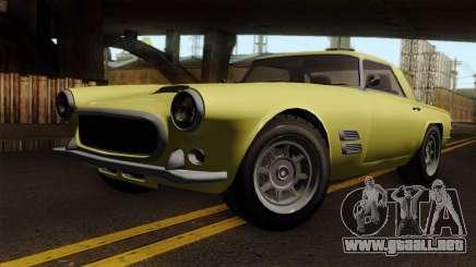 GTA 5 Lampadati Casco para GTA San Andreas