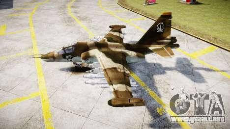 El su-39 para GTA 4 left