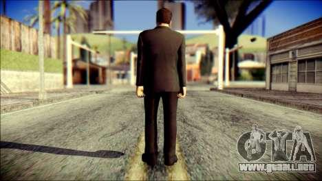 Tony Stark Skin para GTA San Andreas segunda pantalla