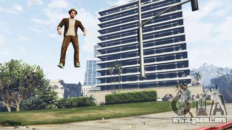 GTA 5 Gravitacional armas tercera captura de pantalla