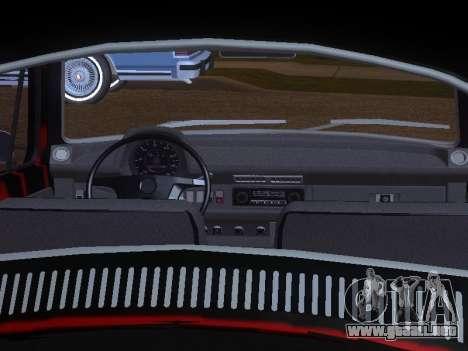 Volkswagen Super Beetle Grillos Racing v1 para el motor de GTA San Andreas