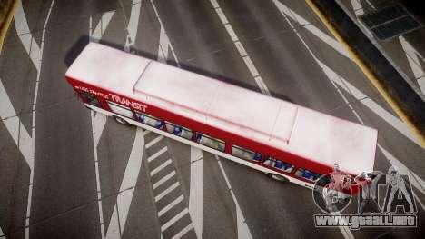 GTA V Brute Bus para GTA 4 visión correcta