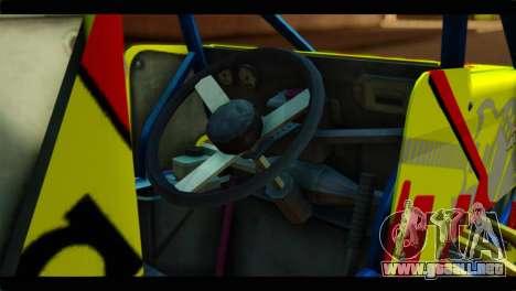 Larock Sprinter para la visión correcta GTA San Andreas