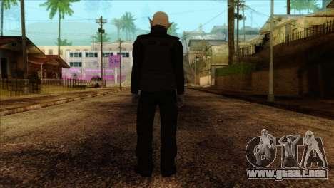 Skin 2 from Heists GTA Online DLC para GTA San Andreas segunda pantalla
