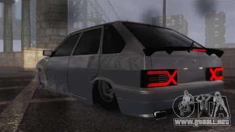 2114 para GTA 4 Vista posterior izquierda