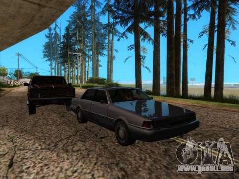 HQ ENB Series v2 para GTA San Andreas séptima pantalla