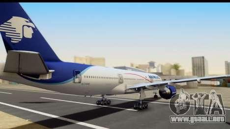 Boeing 777-200ER AeroMexico para GTA San Andreas left