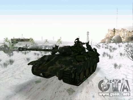 Panther para GTA San Andreas left