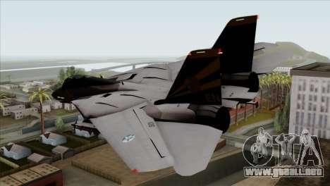 Grumman F-14B VF-193 Lions para GTA San Andreas left