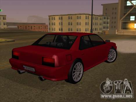 Sultan GunkinModding para GTA San Andreas left