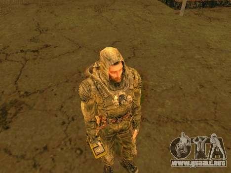 Violinista para GTA San Andreas segunda pantalla