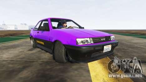GTA 5 Drift tercera captura de pantalla