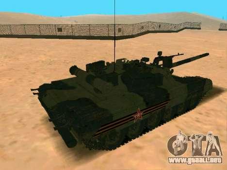 T-80U para la visión correcta GTA San Andreas