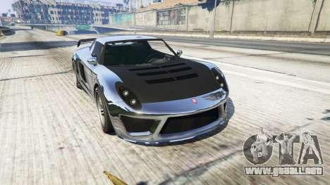GTA 5 Realista velocidad máxima v3.1