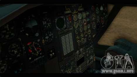 CH-47 Chinook para la visión correcta GTA San Andreas