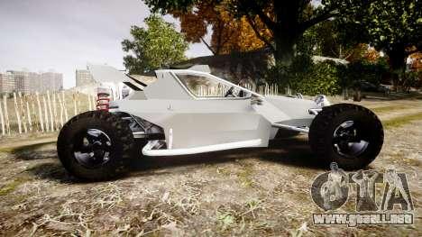 Buggy X para GTA 4 left