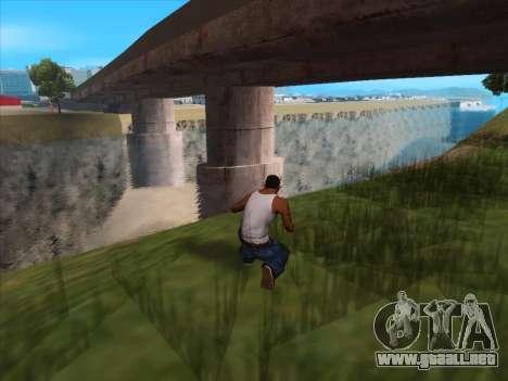HQ ENB Series v2 para GTA San Andreas sexta pantalla
