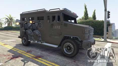 Llame a la policía v0.1 para GTA 5