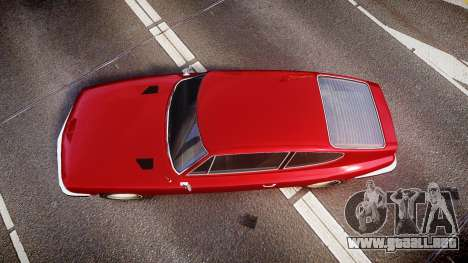 GTA V Lampadati Pigalle para GTA 4 visión correcta