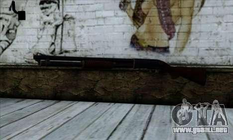 M37 Ithaca Long para GTA San Andreas