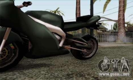 GTA LCS PCJ-600 para la visión correcta GTA San Andreas