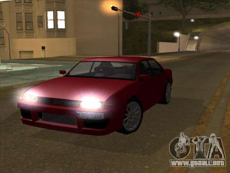 Sultan GunkinModding para GTA San Andreas